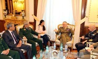 2nd Vietnam-Italy National Defense Policy Dialogue convened