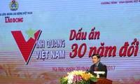 30 individuals and organizations honored in Vietnam Glory program