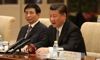 "Chinese President Xi Jinping warns of ""red line"" for Hong Kong"