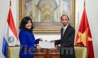 Vietnam, Paraguay tap cooperative potentials