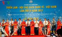 6th Vietnam-International Book Fair opens