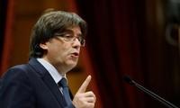 Spain's constitutional court suspends Catalan referendum law