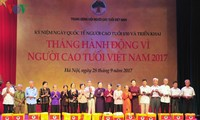Vietnam marks International Day for the Elderly