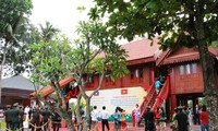 Ho Chi Minh memorial house inaugurated in Nghe An
