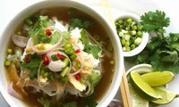 Vietnam's Pho, Goi Cuon among world's best 30 dishes
