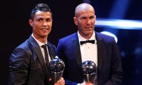 Cristiano Ronaldo wins Fifa best male player award