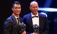 Cristiano Ronaldo wins Fifa best male player award