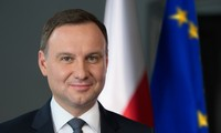 Poland's President to pay a state visit to Vietnam