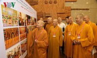 Buddhism accompanies national development