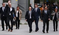 Spain: Judge considers to grant bail to former Catalonia's government