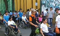 International Day for the Disabled marked in Hanoi