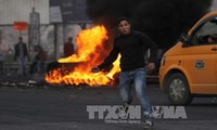 Tension flares up around Jerusalem