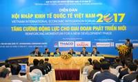 PM: Vietnam considers international economic integration as reform momentum