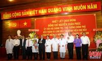 PM Nguyen Xuan Phuc visits Cho Ray hospital