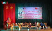 Bunpimay traditional new year festival held for Laotian students in Son La