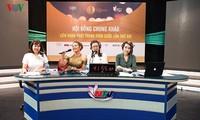 VOVWorld  wins gold prize at National Radio Festival