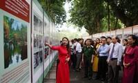 President Ho Chi Minh's 60-year-old stilt house exhibited