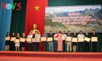 Vibrant performances wrap up Then singing festival in Ha Giang