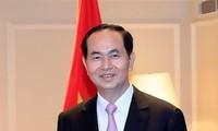 President Tran Dai Quang pays official visit to Japan