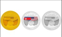 Singapore launches 'World Peace' medallion to mark US-North Korea summit