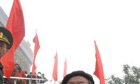 The Mong man behind the road to iconic Lung Cu flag tower
