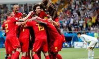 Belgium score late winner against Japan