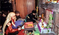Longevity celebration of the Nung in Bac Giang