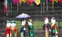 El teatro de las marionetas de agua, un arte peculiar de los Viet