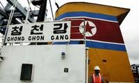 Corea del Norte exige liberación de barco retenido en Panamá