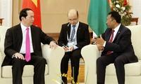 Vietnam y Madagascar promueven cooperación multisectorial