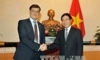 Vietnam y Venezuela continúan impulsando cooperación integral