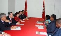 Vietnam y Mozambique fortalecen colaboración multisectorial
