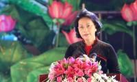 Provincia vietnamita de Vinh Phuc celebra 20 años de la fundación