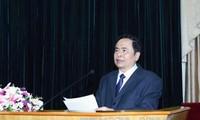 Vietnam consolida papel de organizaciones sociopolíticas
