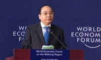 Nueva página en relaciones Vietnam-Foro Económico Mundial