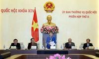 Concluye VI reunión del Comité permanente del Parlamento vietnamita