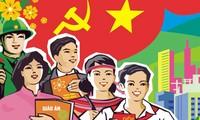 Laos y Camboya felicitan al Partido Comunista de Vietnam por sus 87 años