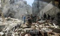 Estados Unidos saluda con cautela acuerdo de Rusia, Turquía e Irán sobre zonas de seguridad en Siria