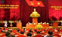 La V reunión plenaria del Partido Comunista de Vietnam entra en su IV jornada