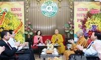 Localidades vietnamitas conmemoran el Día del Vesak 2017