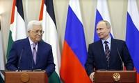 Acentúan protagonismo de Rusia en solución del conflicto Palestina-Israel