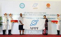 Vietnam asume presidencia del Foro Parlamentario Asia Pacífico