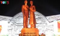 Localidades vietnamitas conmemoran 127 años del nacimiento del presidente Ho Chi Minh