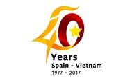 Canciller de Vietnam conversa con homólogo español en ocasión de 40 años de relaciones bilaterales