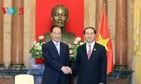 Vietnam aboga por estrechar colaboración con agencia de noticias Xinhua de China