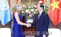 Reina holandesa destaca logros de Vietnam en reducción de la pobreza