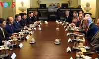 Relaciones Vietnam-Estados Unidos avanzan con novedades