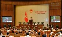 Parlamento de Vietnam sigue con interpelaciones a altos dirigentes