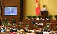Parlamento vietnamita termina interpelaciones a altos dirigentes del gobierno