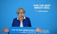 Reino Unido destaca futuras relaciones con la Unión Europea tras su salida del bloque continental